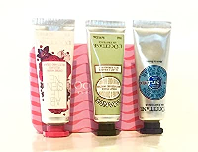 L'Occitane Hand Cream Tin Trio