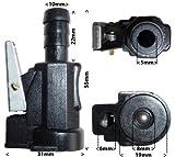 Osculati Anschluss Stutzen Motor Yamaha (Buchse)