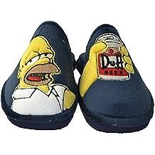 Simpsons, Zapatillas de estar por casa Nº 41
