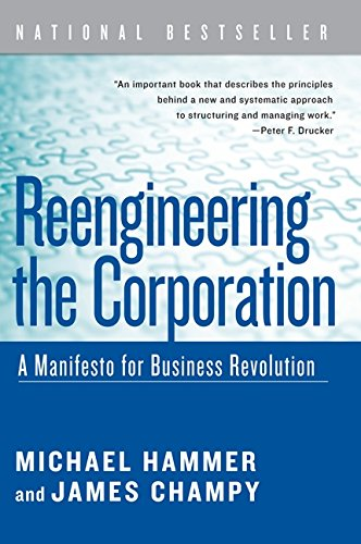 Reengineering Corporation (Collins Business Essentials)