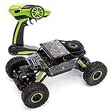 MMTX RC Cars Rock elettrico a distanza con telecomando radiocomando camion da corsa 2.4Ghz 4WD veicoli ad alta velocità ricaricabile fuoristrada buggy Hobby auto Fast Race Crawler.