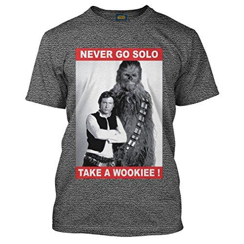star-wars-fan-t-shirt-never-go-solo-grau
