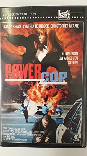 Bild von Power Cop [VHS]