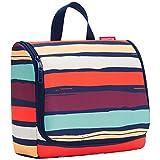 Reisenthel toiletbag XL Kulturtasche, 4 L, 28 cm, Artist Stripes
