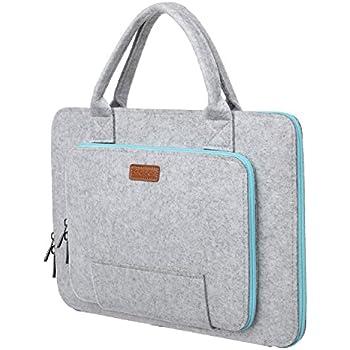 95b0b8e695 Ropch 11 11.6 Pouces Housse Ordinateur Portable Laptop Sleeve Case Sacoche  Poche Etui Pochette avec Poignée