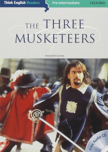 think-english-reader-three-musketeers-livello-3-con-cd-audio