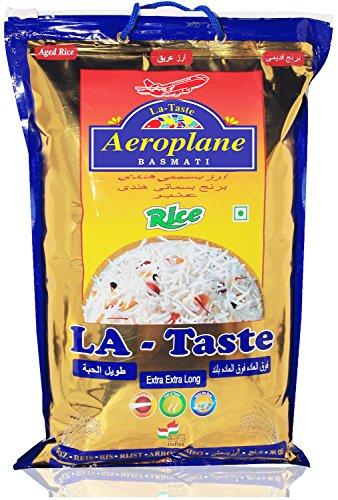 6. Aeroplane Basmati Rice