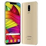 Cellulari Offerte (Schermo: 5.84 Pollici-3800mAh Batteria-16 GB ROM 2GB RAM-13MP Fotocamera - Dual SIM)3G Smartphone Offerta Del Giorno VMOBILE S9(Oro)