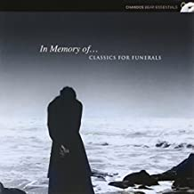 In Memory of... Classics for Funerals