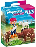 Playmobil 4785 Specials Plus Girl with Goats Figures