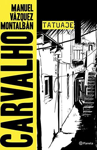 Tatuaje eBook: Montalbán, Manuel Vázquez: Amazon.es: Tienda Kindle