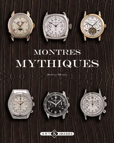 Montres mythiques par Stefan Muser