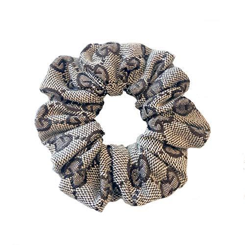 Monogramm Haargummi - Fashion Haarband -