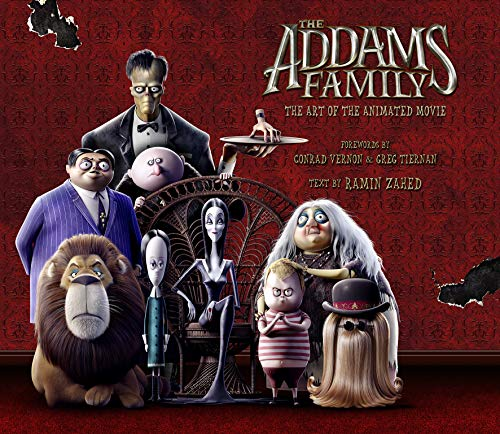 The Art of The Addams Family -