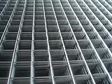 TLW direkt Drahtgitter FEUERVERZINKT Volierendraht für Volieren & Käfige Viereck 19 x 19 mm 1 m Höhe 25 m Länge