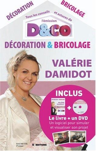 Coffret Décoration / Bricolage : Tous les conseils et astuces de Valérie Damidot (1DVD)