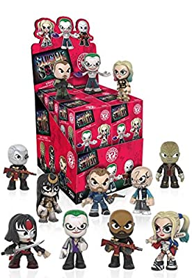 Funko - Figurine DC Heroes Suicide Squad Mystery Minis - 1 boîte au hasard / one Random box - 0849803091149