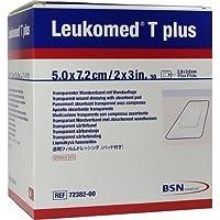 LEUKOMED transp.plus sterile Pflaster 5x7,2 cm 50 St Pflaster preisvergleich bei billige-tabletten.eu