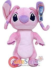 Mochila de peluche – Disney – Lilo y Stitch Rosa 17