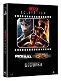 hero collection (3 blu-ray) pitch black - xxx - the chronicles riddick box set