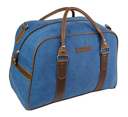 Reisetasche Marchmont 33 Liter, strapazierfähig und robust Blau