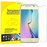 S6 Protection écran, Rankie Protection en Verre trempé écran protecteur ultra résistant Glass Screen Protector pour Samsung Galaxy S6 (1-Pack)