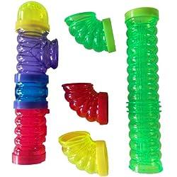 Kaytee/Superpet & Cages - Tubos de plástico de colores que se conectan para formar túneles para animalitos