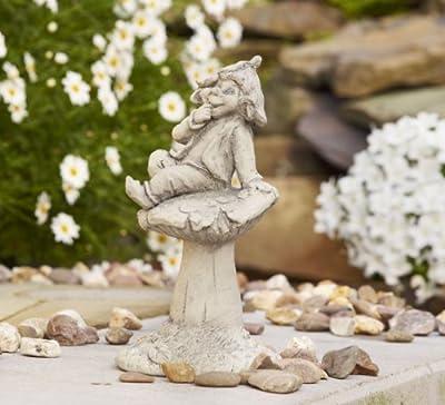 greemotion 615631 Wichtel auf Pilz, Bert von greemotion - Du und dein Garten