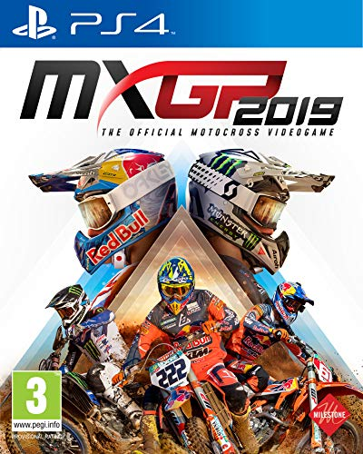 MXGP 2019 The Official Motocross Videogame PlayStation 4