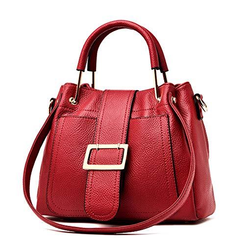 bd118c6ebb 3-Way Use Fashion Satchel Crossbody Purse Bag Top-Handle Handbag Shoulder  Bag for