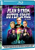 Plan 9 From Outer Space [Blu-ray] [1959] [US Import]