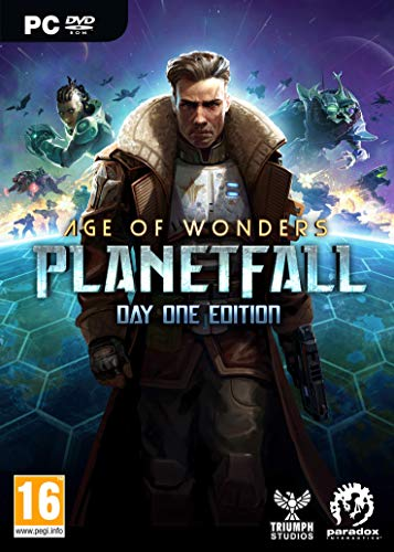 Age of Wonders: Planetfall - Day-one, PC