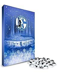 FC Schalke 04, calendrier de l'avent, calendrier de Noël