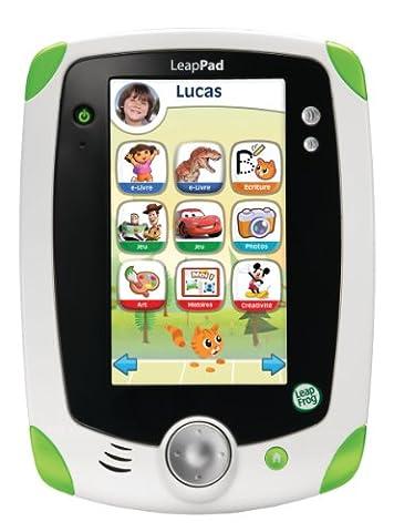 Leapfrog - 80025 - Jeu Éducatif et Scientifique - Tablette - Leappad Explorer - Vert