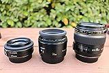 Canon EF 40mm 1:2,8 STM Objektiv (52mm Filtergewinde) schwarz - 6