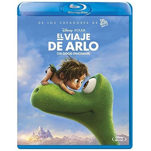 El Viaje De Arlo (The Good Dinosaur) [Blu-ray] 2