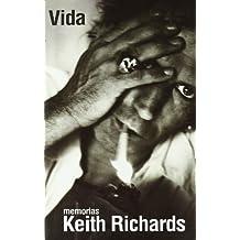 Vida: Memorias (Spanish Edition) by Keith Richards (2011-09-26)