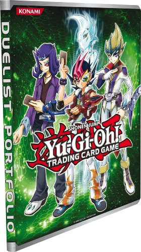 Yu Gi Oh Zexal 4poches Portefeuille