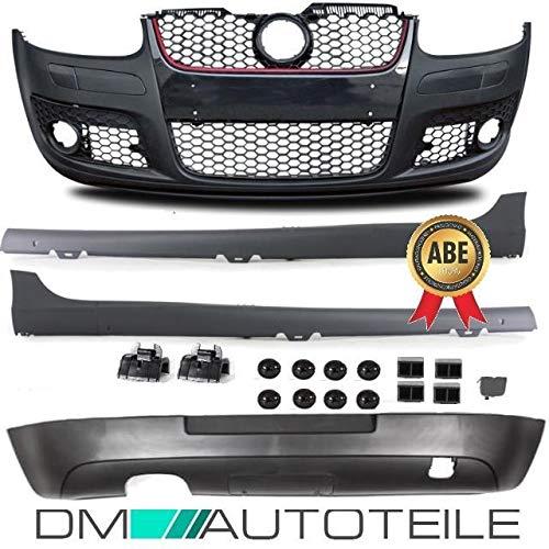 DM Autoteile Golf 5 V BODYKIT Stoßstangen Set + Schweller + Zubehör für GTI Edition 30+ABE