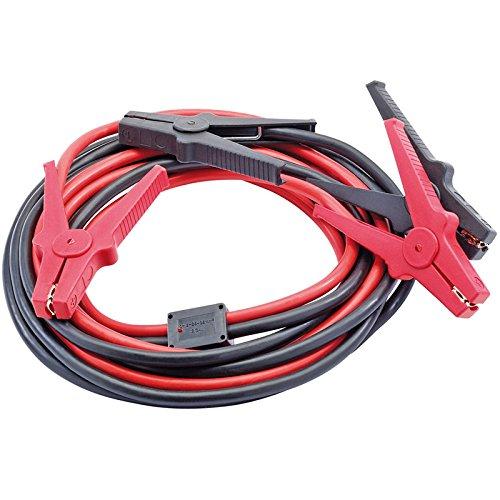 Draper 5 m Hochleistungs-Starthilfekabel mit Einschaltstromschutz, 1 Stück, 23264