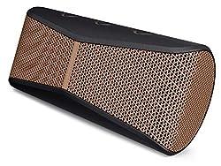 Logitech X300 Bluetooth Speaker (Black/Brown)