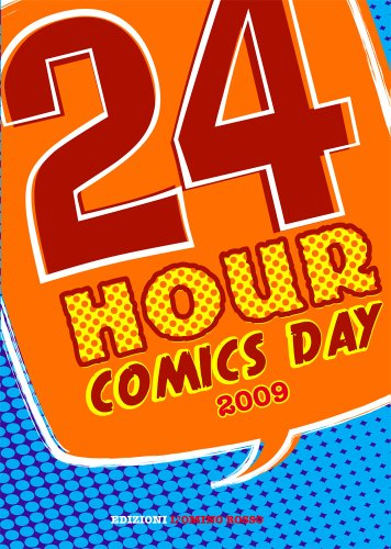 24 hour comics day 2009