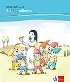 Schneewittchen: Deutsche Lektüre für Kinder mit Grundkenntnissen Deutsch für das 1., 2., 3. und 4. Lernjahr