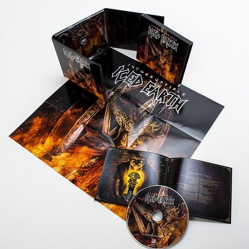 Iced Earth: Incorruptible (Ltd. CD Digipak in Slipcase) (Audio CD)