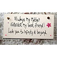 MadeAt94 Birthday Gift Ideas and Mothers Day Mum Plaque