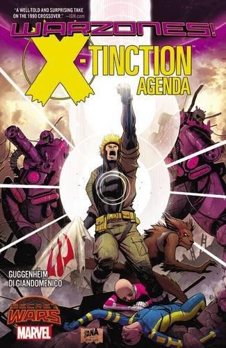 X-TINCTION AGENDA WARZONES