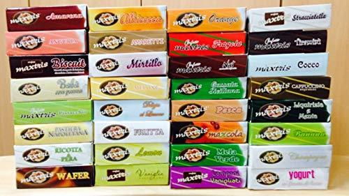 Confetti Maxtris Kit da 5 Kg. per Confettata o Bomboniere 5 GUSTI diversi