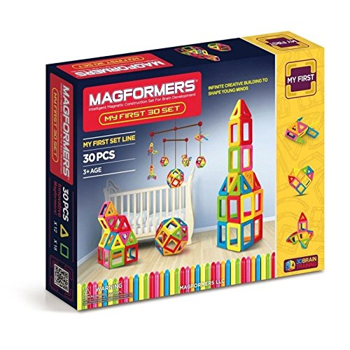 Magformers My First Set (30-Piece)