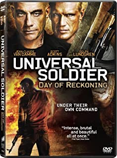 Universal Soldier: Day of Reckoning by Jean-Claude Van Damme