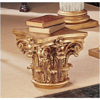 Design Toscano the Corinthian Pillar Collection - Small
